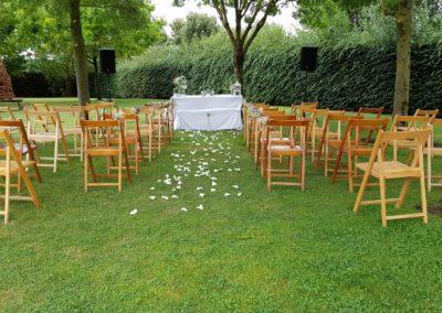 Asador Mutiloa. Pamplona. Restaurante para bodas civiles. Lugar para bodas al aire libre