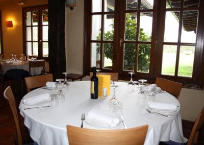Asador Mutiloa. Navarra. Restaurante empresa