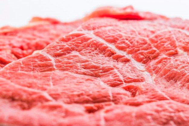 Los tipos de cortes de carne